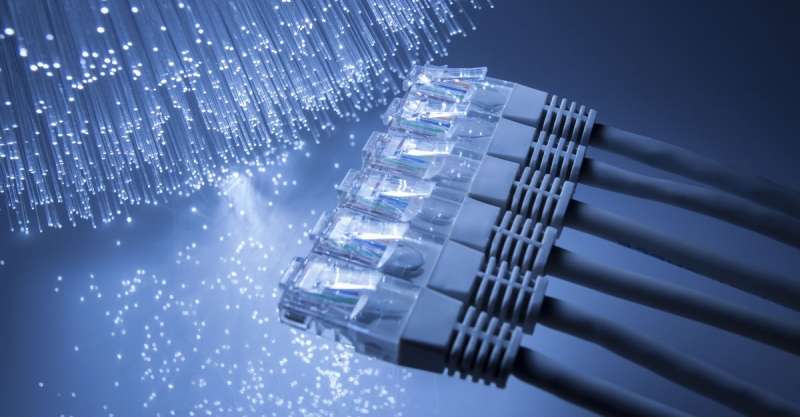 Reti LAN cablate ethernet o fibra ottica - Wireless